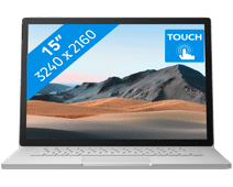 Microsoft Surface Book 3 - 15 inches - i7 - 32GB - 512GB