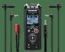 Olympus LS-P4 Interviewer Kit