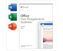 Microsoft Office 2019 EN Thuisgebruik en Studenten