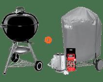 Weber Barbecuepakket Bar-B-Kettle 57 cm