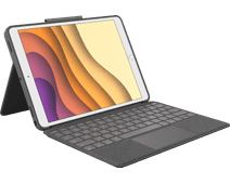 Logitech Combo Touch Apple iPad Air (2019) Toetsenbord Hoes QWERTY