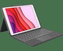 Logitech Combo Touch Apple iPad (2019) Toetsenbord Hoes QWERTY