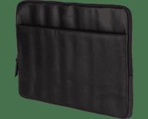 Burkely Vintage Josh Laptop Sleeve 17'' Zwart