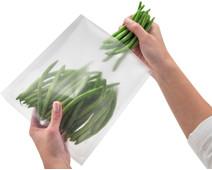 FoodSaver Freeze 'n Steam Pouches 21x24cm (16 pcs)