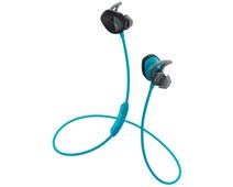 Bose SoundSport wireless headphones Blue