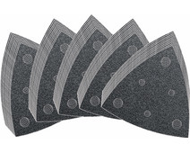 Fein Sanding paper set perforated K60-80-120-180-240 (50x)