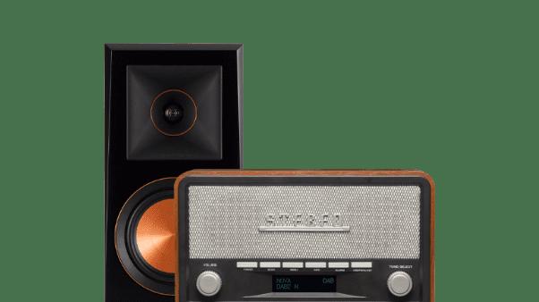 Radio's en speakers