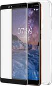 Azuri Protection Nokia 7 Plus Full Body Transparent