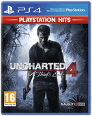 PlayStation Hits: Uncharted 4: A Thief's End PS4