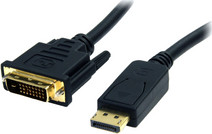 StarTech DisplayPort to DVI-D Cable 1.8 meters