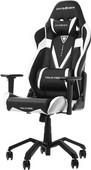 DXRacer VALKYRIE Gaming Chair Zwart/Wit