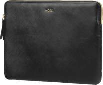 dbramante1928 Paris 13 inch MacBook Sleeve Leer Zwart