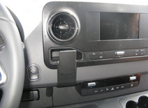 Brodit ProClip Mercedes Benz Sprinter 19 Center Mount