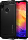 Spigen Rugged Armor Xiaomi Redmi Note 7 (Pro) Back Cover Black