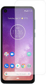 Just in Case Tempered Glass Screen Protector Motorola One Vision