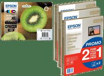 Epson 202XL 5-color + photo paper