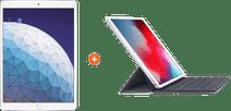 Apple iPad Air (2019) 256 GB Wifi Zilver + Smart Keyboard