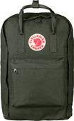 Fjällräven Kånken Laptop 17 inches Deep Forest 20L