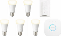 Philips Hue White Starter Pack E27 - 5 lights