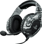 Trust GXT 488 FORZE Official Licensed - Playstation 4 and 5 Gaming Headset - Gray