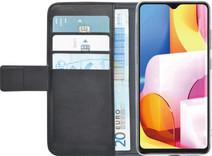 Azuri Wallet Samsung Galaxy A71 Book Case Black
