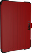 UAG Metropolis Apple iPad (2020)/(2019) Full Body Case Red
