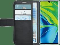 Azuri Wallet Magnet Xiaomi Note 10 / Note 10 Pro Cover Black