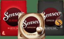 Senseo Variatiedoos Classic, Espresso en Cappuccino