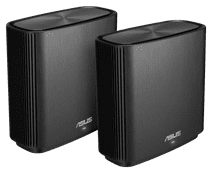 Asus ZenWifi AC CT8 Zwart Duo Pack