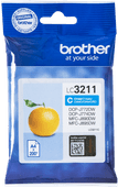 Brother LC-3211 Cartridge Cyaan