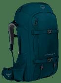 Osprey Farpoint Trek 55L Petrol Blue