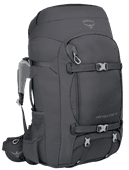 Osprey Fairview Trek 70L Charcoal Gray