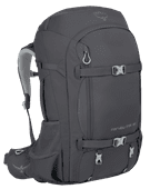 Osprey Fairview Trek 50L Charcoal Grey