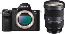 Sony A7 II + Sigma 24-70mm f/2.8