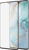 Azuri Rinox Samsung Galaxy Note 10 Lite Screenprotector Gehard Glas Zwart