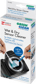 Green Clean Sensor Cleaner Wet Foam & Dry Sweeper Full Frame Size (4 stuks)