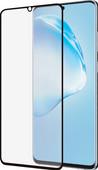 Azuri Samsung Galaxy S20 Screenprotector Gehard Glas Zwart
