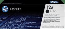 HP 12A LaserJet Toner Black (Q2612A)