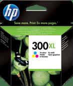 HP 300XL Cartridges Combo Pack