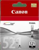 Canon CLI-521 Cartridge Black