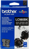 Brother LC-980 Cartridge Black