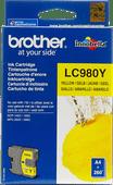 Brother LC-980 Cartridge Yellow