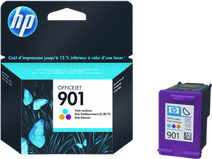 HP 901 Cartridges Combo Pack