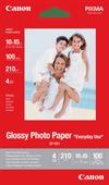 Canon GP-501 Glossy Photo Paper 100 Sheets 10x15cm