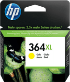 HP 364XL Cartridge Geel (CB325EE)