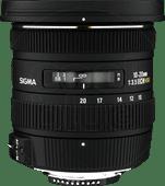 Sigma F 10-20mm f/3.5 EX DC HSM Nikon