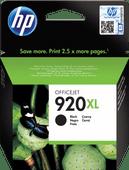 HP 920XL Cartridge Zwart