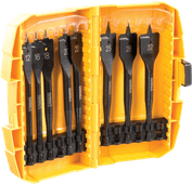 DeWalt 8-piece Speed Bore set Tough Case DT7943B