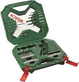 Bosch 60-piece X Line Bit and Drill Set
