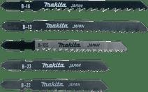 Makita 5-piece Jigsaw Blade Set (wood)